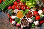 Сушеные растительные ингредиенты, сырье для производства функционального и диабетического питания