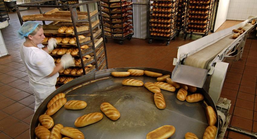 Картинки с этапами производства молока и хлеба